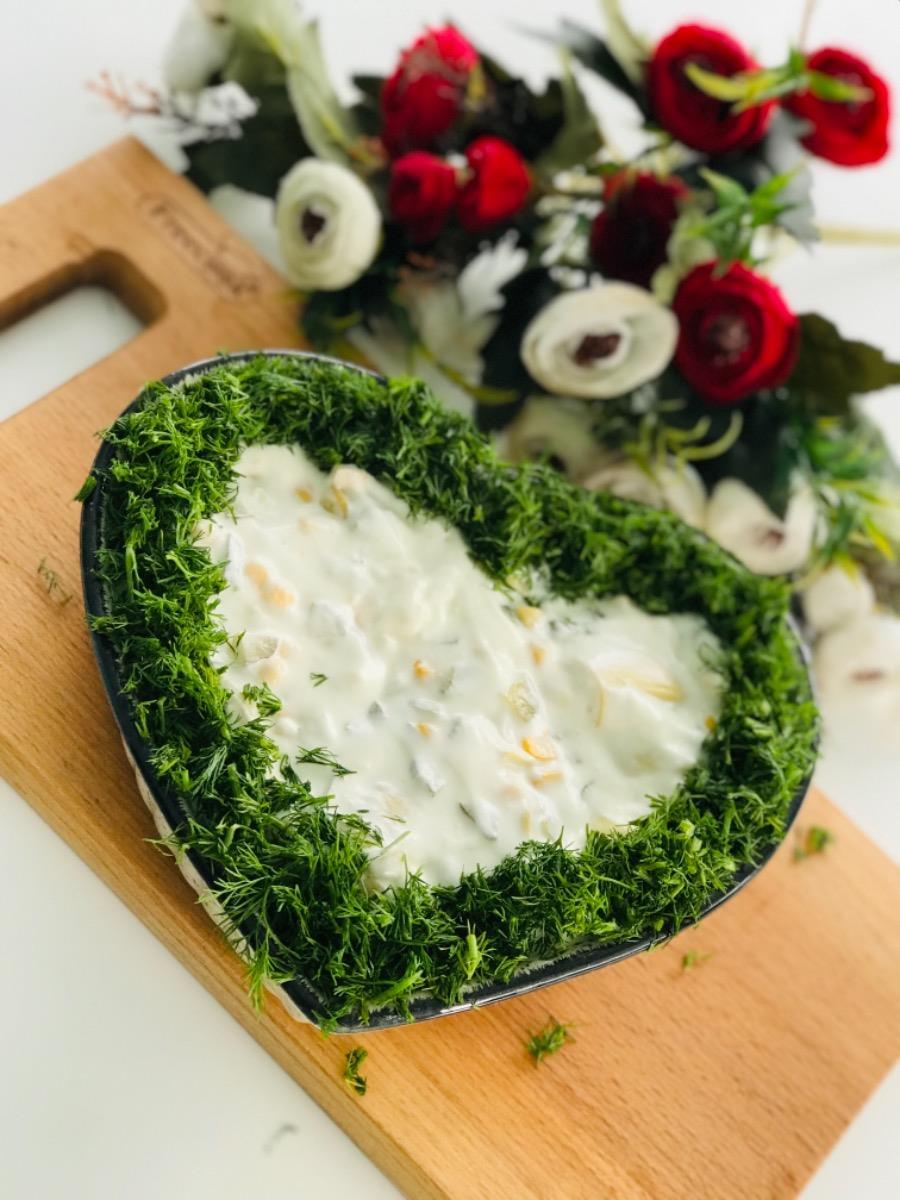 Enfes Enginar Kalbi Salatası Tarifi